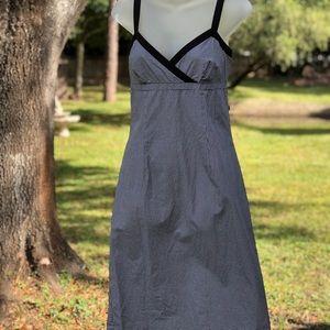 Ann Taylor Dresses - Ann Taylor Gingham 100% Cotton Dress Size 8